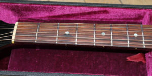 Gibson J-50 partial refret