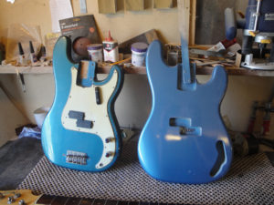 Lake Placid Blue Basses
