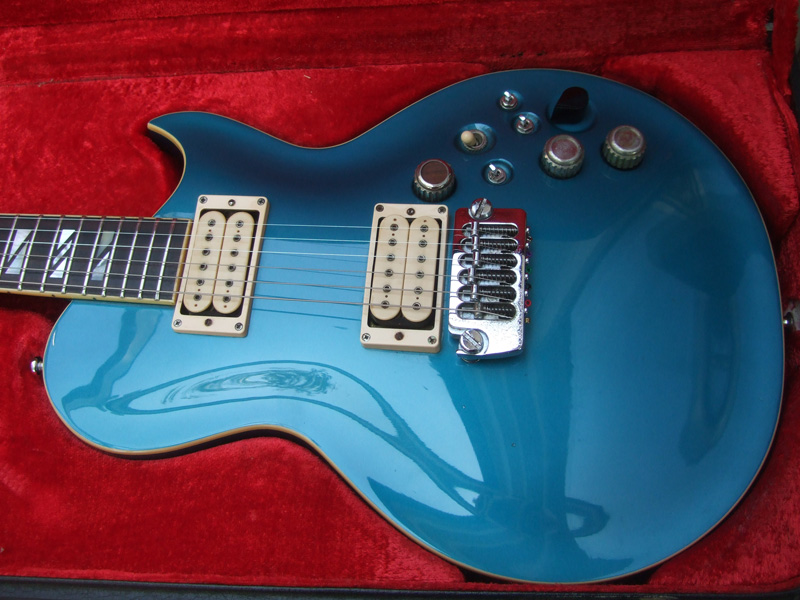 Tell me about Aria Pro II guitars