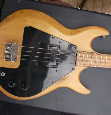 1982 Gibson Ripper Bass