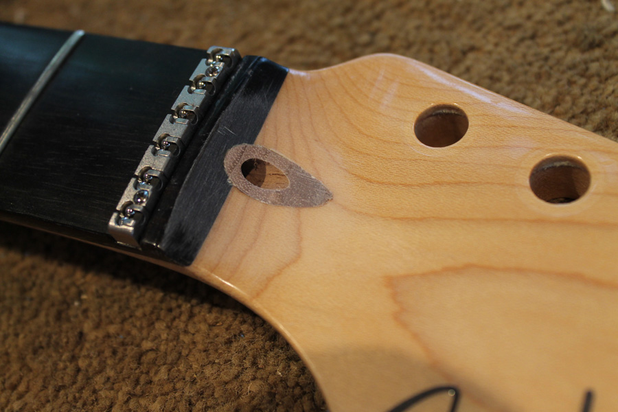 truss rod stripped what to do fender stratocaster guitar forum. Black Bedroom Furniture Sets. Home Design Ideas